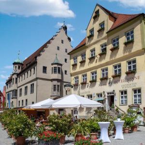 Hotel Pictures: Kaiserhof Hotel Sonne, Nördlingen