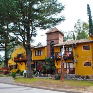 酒店图片: Posada Aitue, Villa General Belgrano