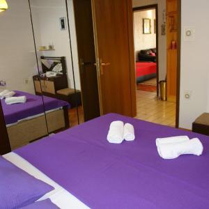 Fotografie hotelů: Apartment Kabe 2, Dramalj