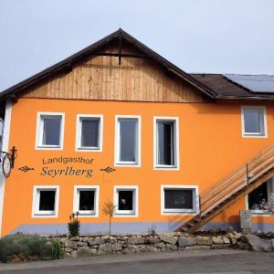 Hotellikuvia: Landgasthof Seyrlberg, Reichenau im Mühlkreis