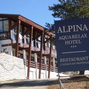 Hotel Pictures: Alpina Aquarelax Hôtel, Gréolières les Neiges