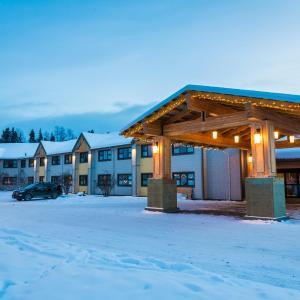 Hotel Pictures: Prestige Hudson Bay Lodge, Smithers