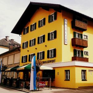 Hotelbilleder: Hotel Gasthof Tirolerwirt, Bischofshofen