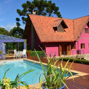 Hotel Pictures: Pousada Ana Terra, Monte Verde