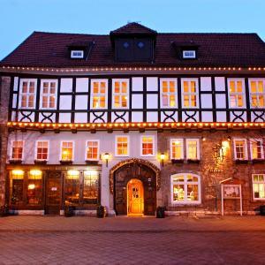 Hotel Pictures: Brauhaus Zum Löwen, Mühlhausen