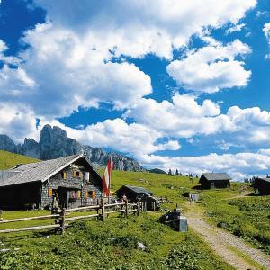 ホテル写真: AlpenglaHen, ノイキルヒェン・アム・グロースヴェンエーディガー