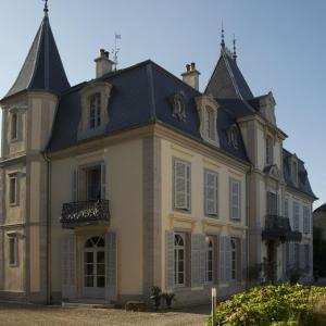 Hotel Pictures: Château d'Epenoux, Pusy-et-Épenoux