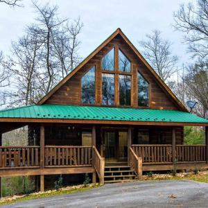 Hotelbilleder: A Beary Tale #258 Cabin, Sevierville