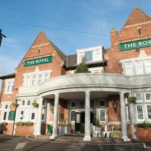 Hotel Pictures: Royal Inn by Good Night Inns, Scunthorpe