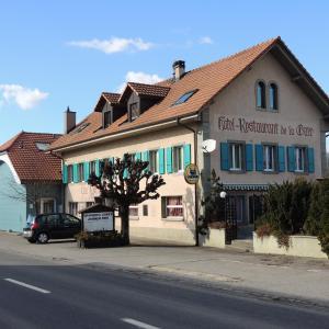 Hotel Pictures: Hotel de la Gare, Cousset