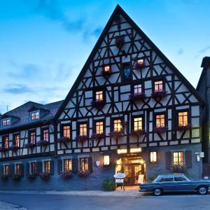 Hotelbilleder: Ringhotel Löwen, Marktbreit