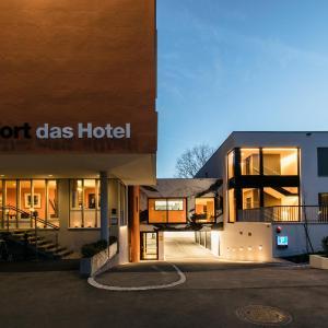 Фотографии отеля: Montfort - das Hotel, Фельдкирьх