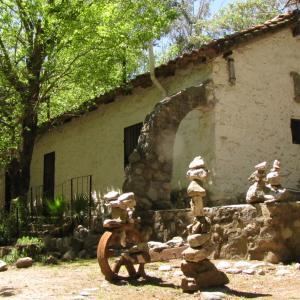 Hotellikuvia: La Casona del Río, Valle Hermoso