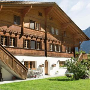 Hotel Pictures: Brog, Meiringen