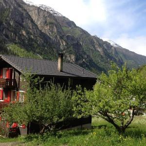 Hotel Pictures: Haus Balmatten, Sankt Niklaus
