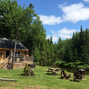 Hotel Pictures: Kouchibouguac back country cabin, Kouchibouguac