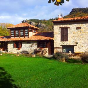 Hotel Pictures: Casa Rural La Antigua y Torre Ximena, Tubilla