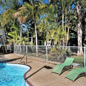 Foto Hotel: Melaleuca Caravan Park, Port Macquarie