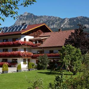 Fotografie hotelů: Apart & Pension Wassermann, Tannheim