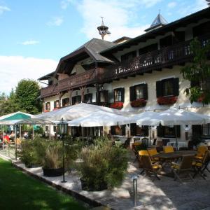 Zdjęcia hotelu: Hotel Stroblerhof, Strobl