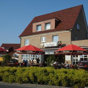 Hotelbilleder: Hotel Pension Am Hafen, Norddeich