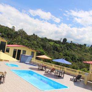 Hotel Pictures: Hotel Campestre Villa Esperanza, Silvania