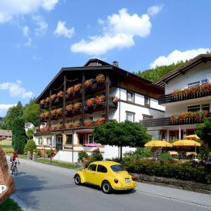 Hotel Pictures: Schwarzwaldhotel Klumpp, Schönmünzach