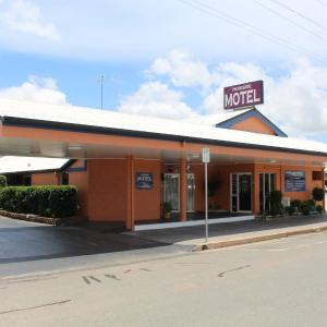 Hotellikuvia: Parkside Motel & Licensed Restaurant, Ayr