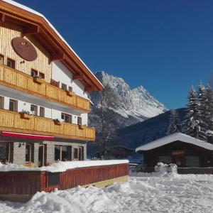 Fotos do Hotel: Hotel Family Alm Tirol, Biberwier