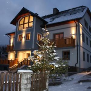 Hotellikuvia: Ferienwohnung Menthof, Aich