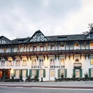 ホテル写真: Hotel Du Moulin, リヌーヴィル