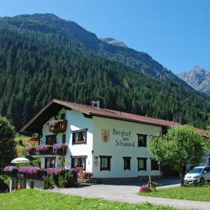 酒店图片: Berghof am Schwand, Hinterhornbach
