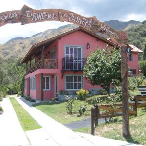 Hotelfoto's: El Rincón de los Pájaros, Merlo