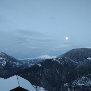 Hotel Pictures: Wohnung in den Bergen, Zeneggen