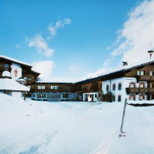 Fotografie hotelů: Ferienwohnung Thiersee 101W, Thiersee