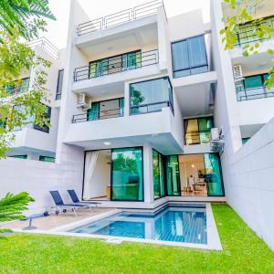 Hotellbilder: Panoramic Seaview Luxury Villas in Rawai, Rawai Beach