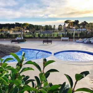 Hotel Pictures: Apartamento Trebol Playa, El Borseral