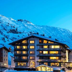 Hotelbilder: Thurnher's Alpenhof, Zürs am Arlberg