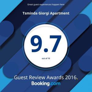 Hotellikuvia: Tsminda Giorgi Apartment, Sighnaghi
