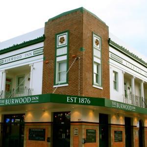 Фотографии отеля: The Burwood Inn, Ньюкасл