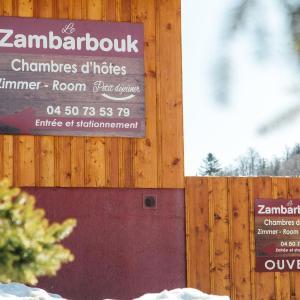 Hotel Pictures: Le Zambarbouk, Bellevaux