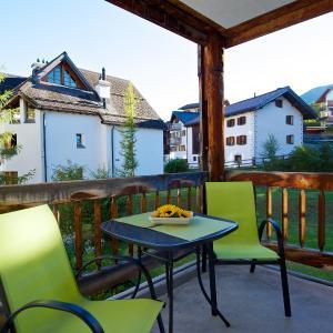 Hotel Pictures: Schweizerhof Ferienwohnungen Lenzerheide 4, Lenzerheide