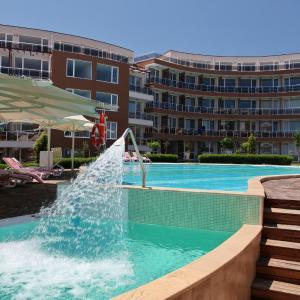 Hotellikuvia: Apartments in Sunny Island Complex, Chernomorets