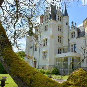 Hotel Pictures: Château de Brou, Noyant-de-Touraine