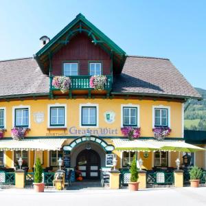 Фотографии отеля: Dorfgasthof zum Grafenwirt, Aich