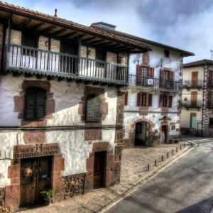 Hotel Pictures: Casa Rural Indarenea, Etxalar