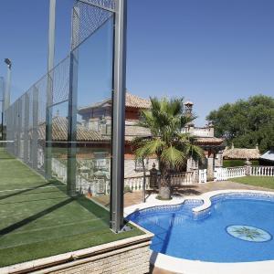 Hotel Pictures: Casa La Colina con Pista de Padel, Castilblanco de los Arroyos