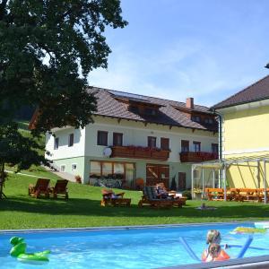 Hotellikuvia: Steinerhof, Liebenfels
