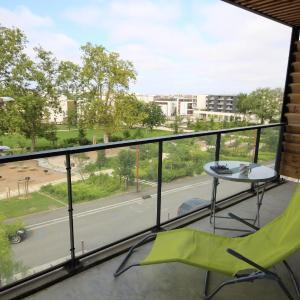 Hotel Pictures: Moderne T2 avec balcon et parking, Balma