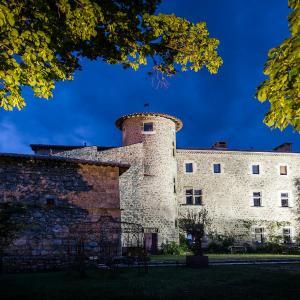 Hotel Pictures: Chateau du Besset, Saint-Romain-de-Lerps